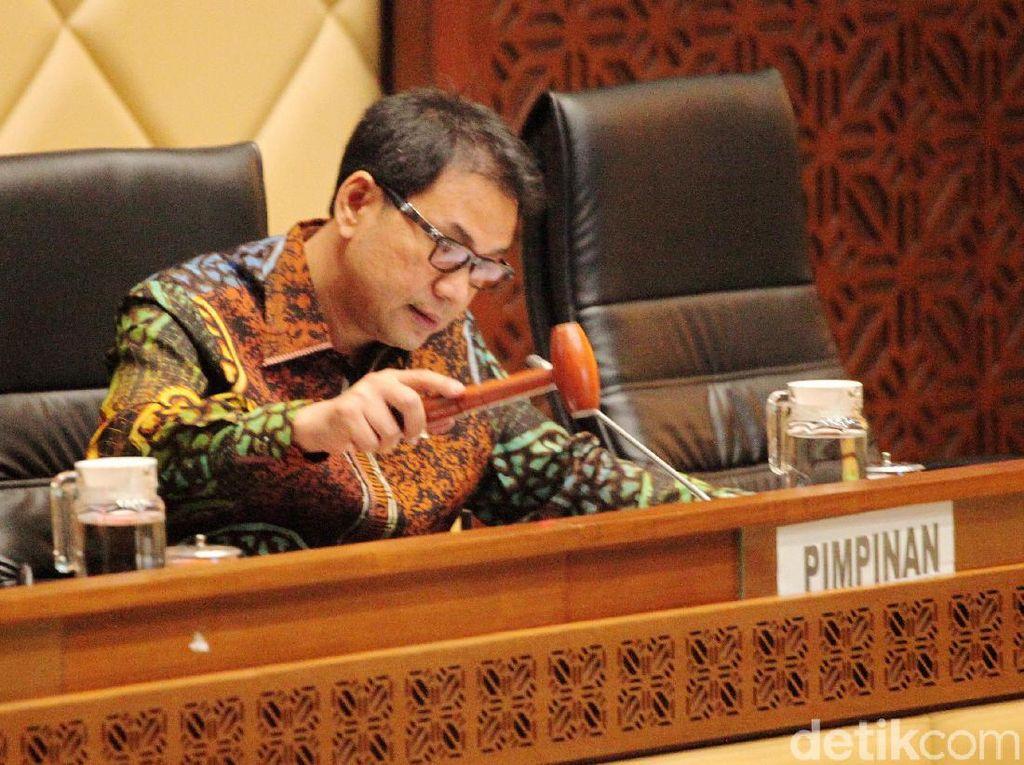 Pengganti Azis Syamsuddin sebagai Wakil Ketua DPR Diumumkan Selasa