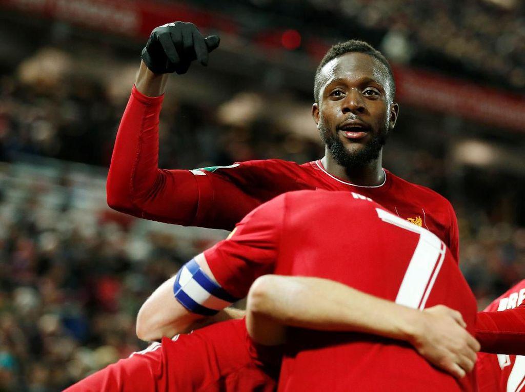 Origi, Ahlinya Gol-gol Penting di Liverpool