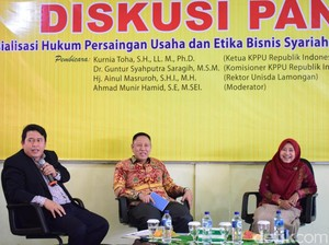 KPPU akan Kawal Bisnis Online yang Makin Subur