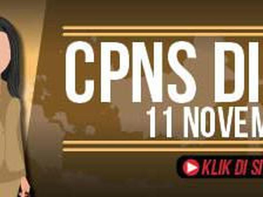 Pendaftar CPNS di Jatim 57.314 Orang, Pemprov Jatim Imbau Waspadai Calo