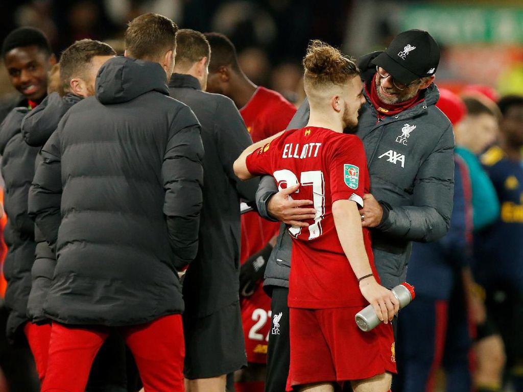 Laga yang Tak Mungkin Dilupakan Pemain Muda Liverpool