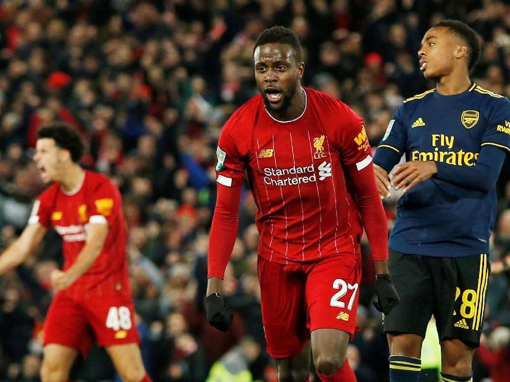Fakta-fakta Usai Parade Gol Liverpool Vs Arsenal