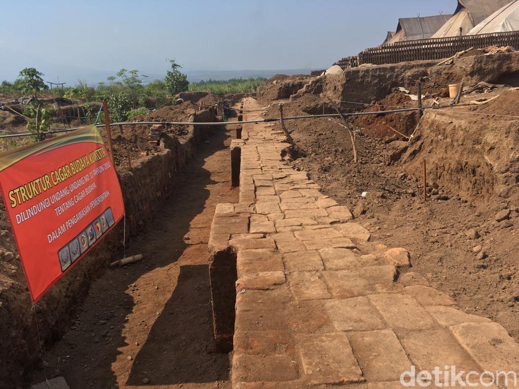 Perajin Bata Merah Keluhkan Kompensasi Situs Kumitir di Mojokerto