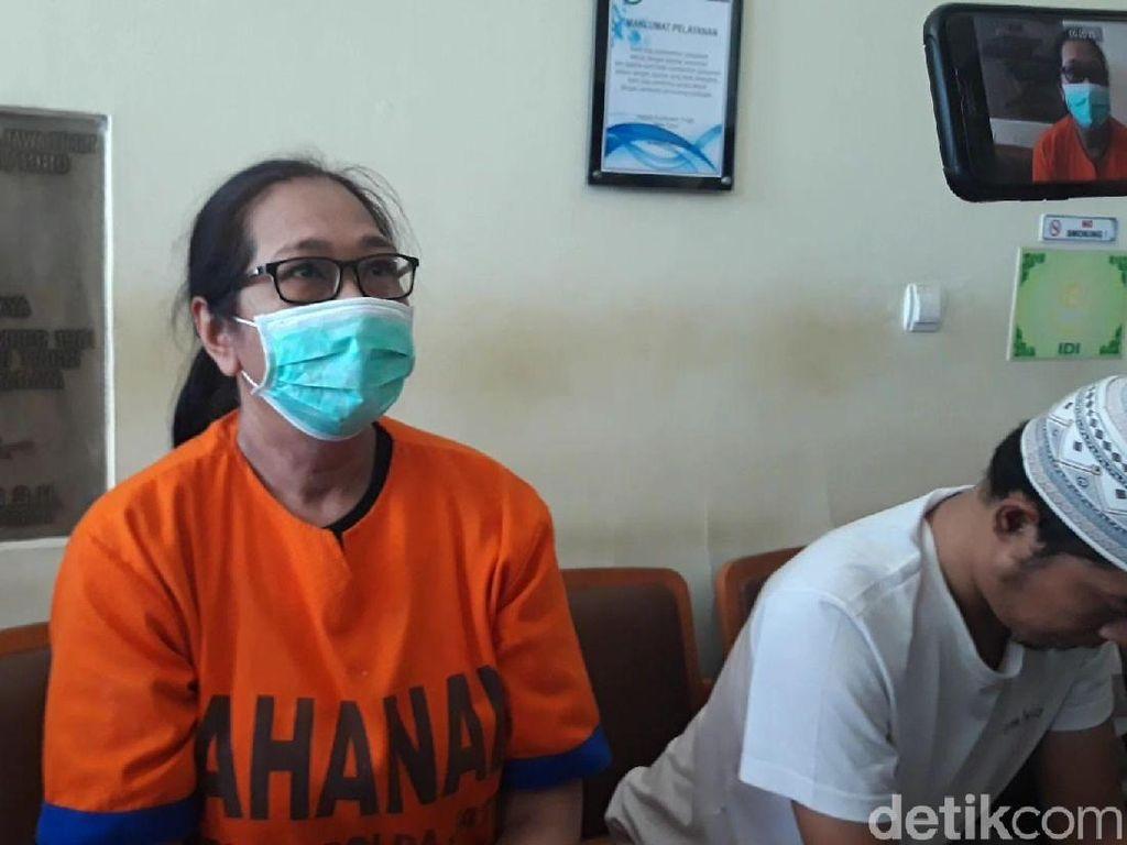 Curhat Mak Susi yang Ngaku Kangen Anak Saat Ditahan