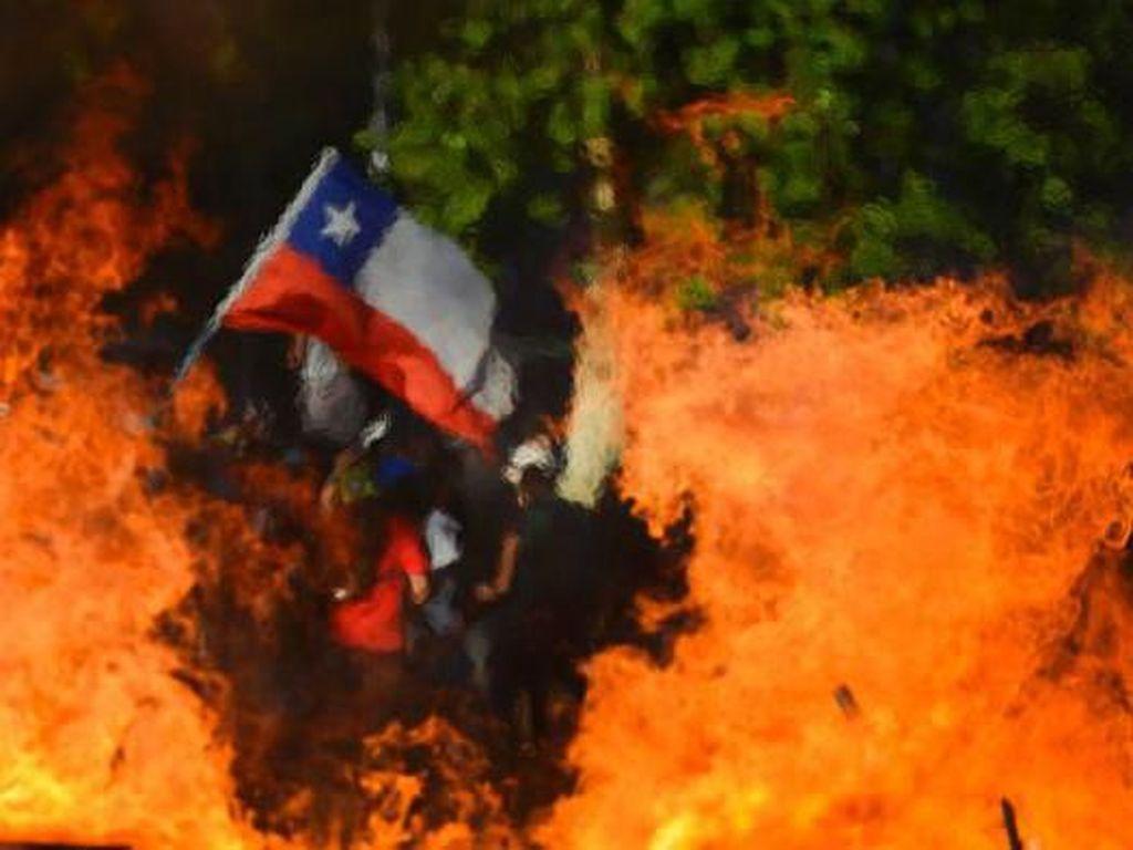 Karena Gelombang Protes, Chile Batalkan Jadi Tuan Rumah KTT APEC