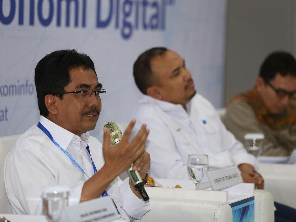 Pengembangan Infrastruktur untuk Pemerataan Teknologi