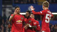 Rashford Ungkap Rahasia Gol Fantastis ke Gawang Chelsea