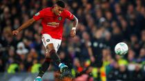 Video Gol Terbaik Marcus Rashford di Manchester United