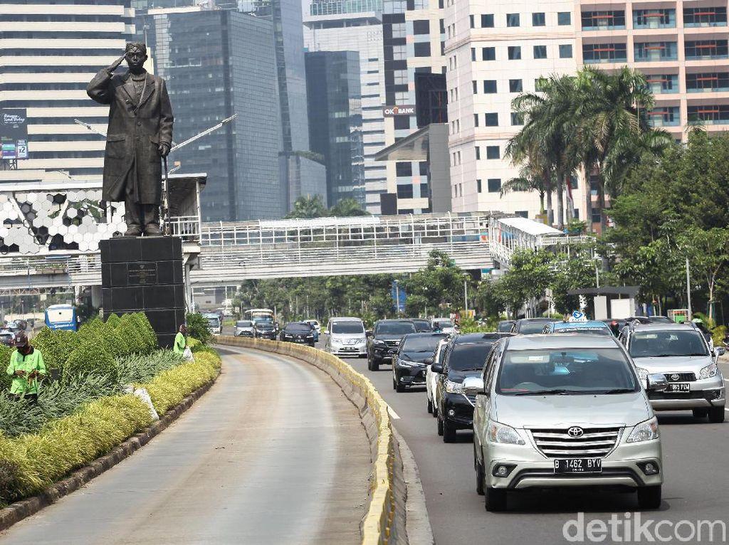 Pak Jokowi, Ini Biang Kerok Pertumbuhan Ekonomi RI Mentok 5%