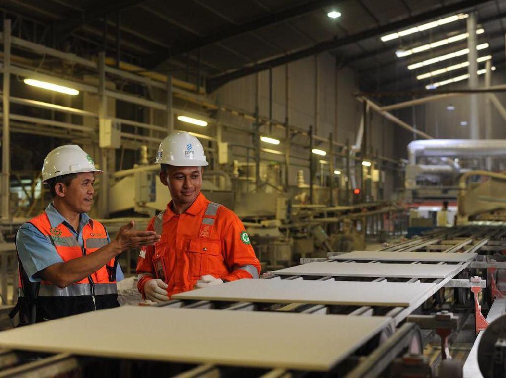 PGN Timbang Banyak Aspek Terkait Penyesuaian Harga Gas Industri