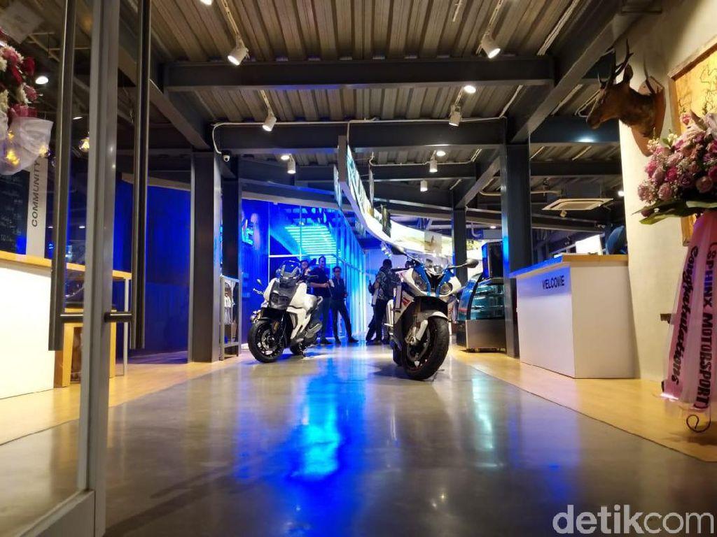 Manjakan Penggunanya, BMW Motorrad Buka Diler Kedua di Jakarta