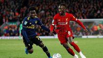 Melihat Kembali Hujan Gol Liverpool Vs Arsenal di Anfield