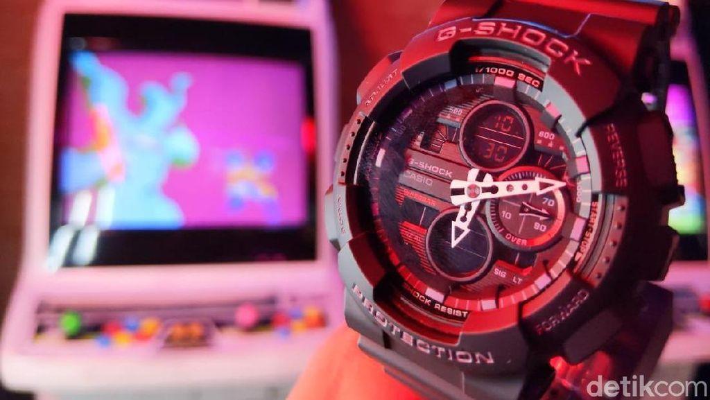 Lebih Dekat dengan Casio G-Shock GA-140