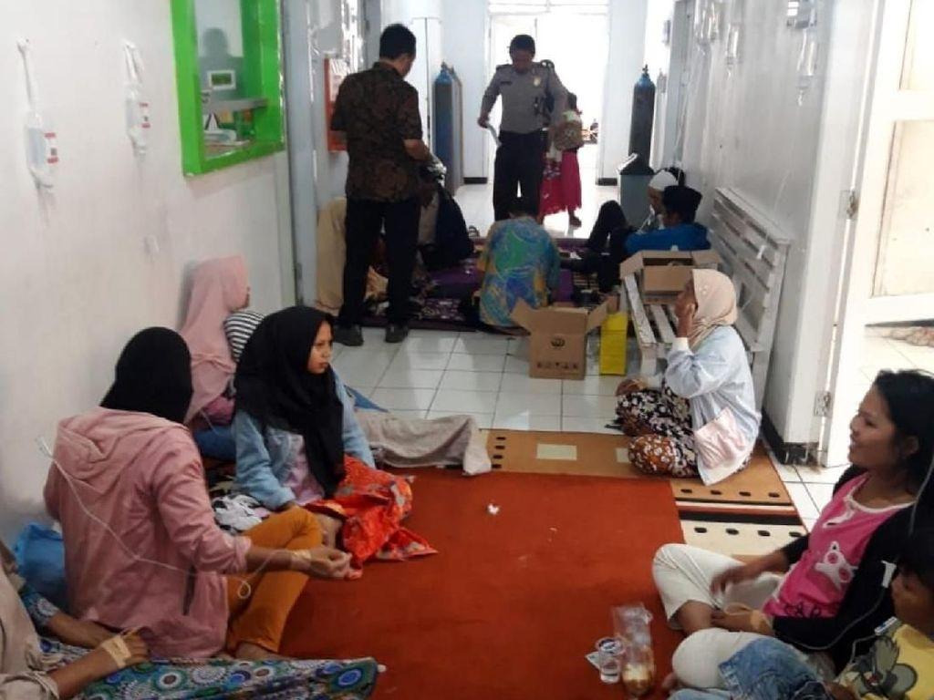 Lagi, Belasan Warga di Cianjur Diduga Keracunan Makanan