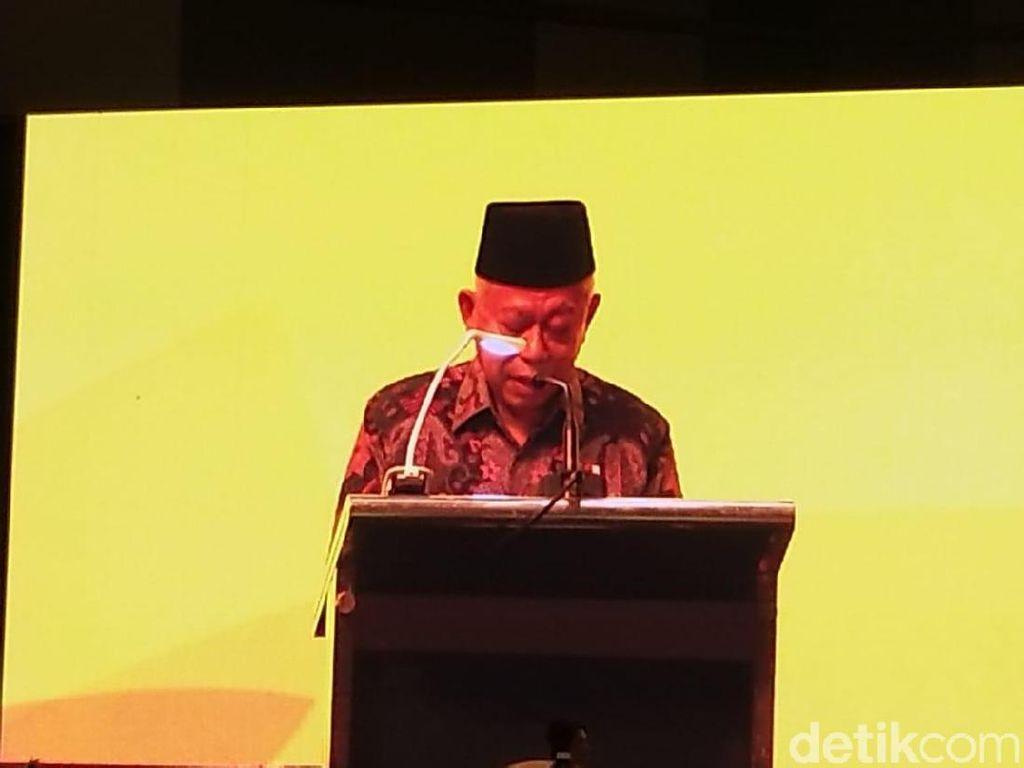 Maruf Amin Minta Investasi Dana Haji Rp 140 T Diperluas Sampai ke Global