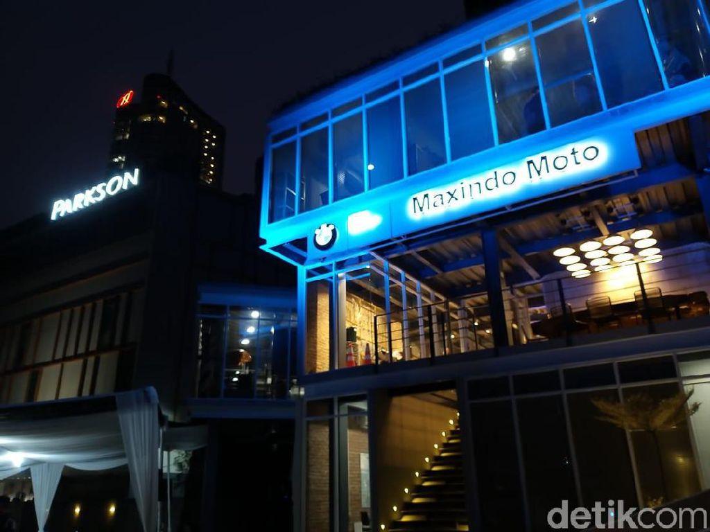 BMW Motorrad Buka Diler Kedua di Jakarta