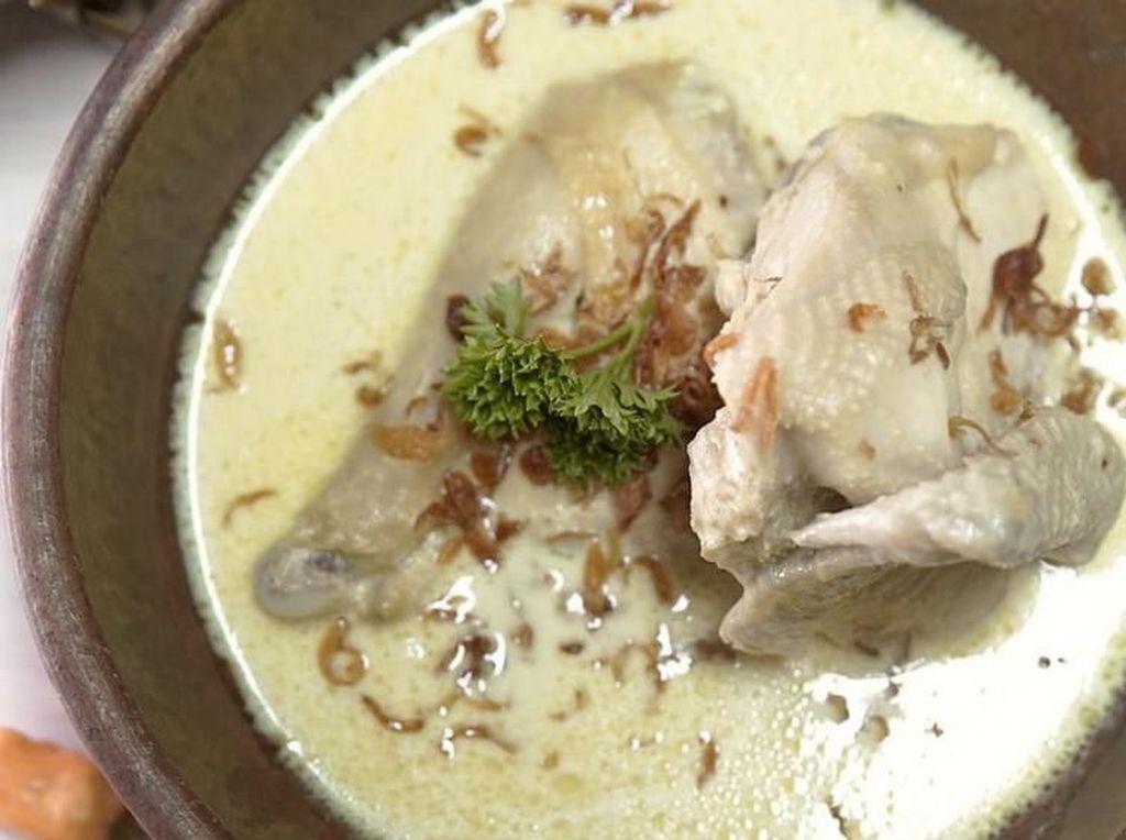 Resep Ayam : Opor Ayam