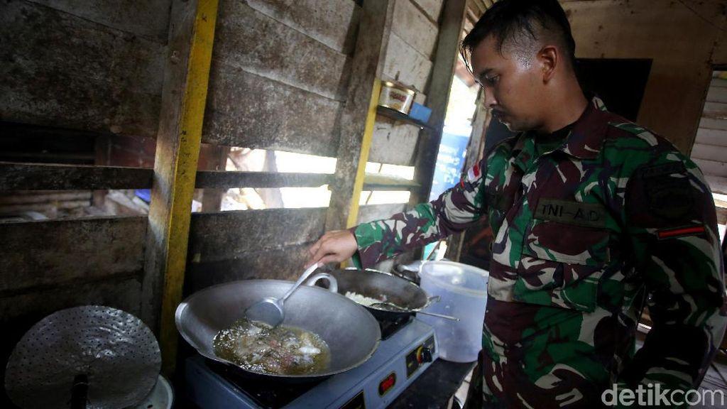 Melihat Kehidupan Para Penjaga Garda Terdepan Indonesia