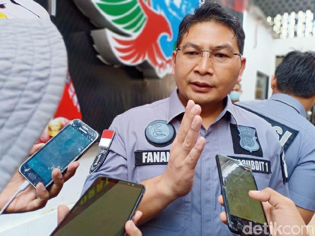 Pengedar Jaringan Batam-Lampung-Jakarta Dibayar Rp 300 Juta Sekali Antar Sabu