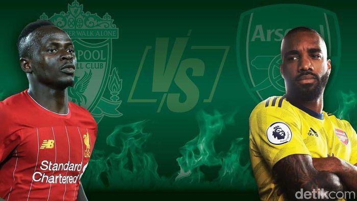 Drama 10 Gol, Liverpool Depak Arsenal