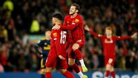 Hormati Arsenal, Chamberlain Menahan Diri Tak Rayakan Golnya