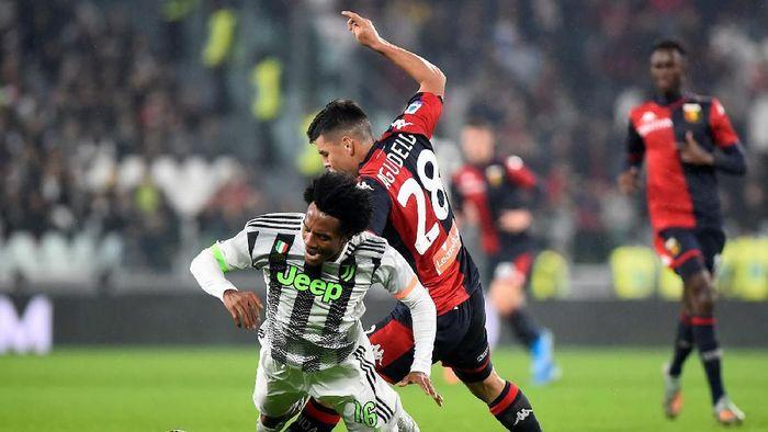 Juventus meraih kemenangan dramatis saat menjamu Genoa. Gol kemenangan Bianconeri dari penalti Cristiano Ronaldo di menit ke-96!