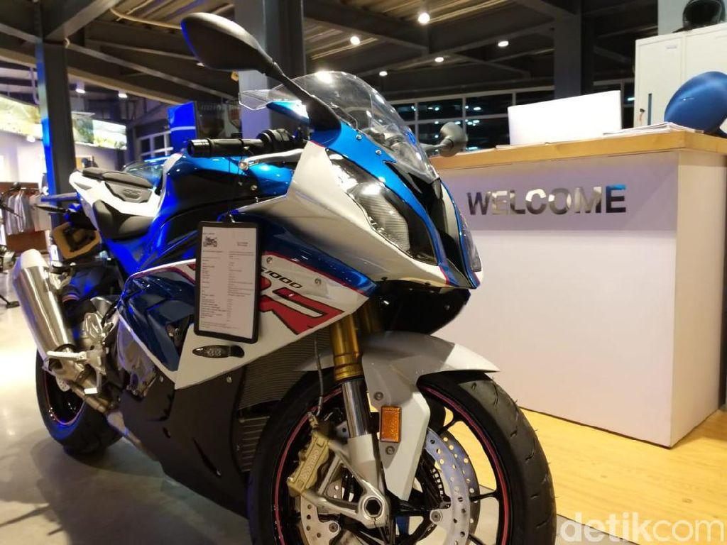 BMW Motorrad Mundur dari 2 Pameran Motor Terbesar 2020, Padahal Masih Lama