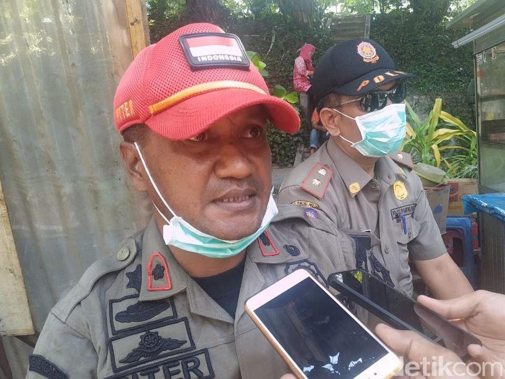 DPRD Surabaya Sesalkan Penertiban PKL Jalan Anggrek, Ini Kata Satpol PP