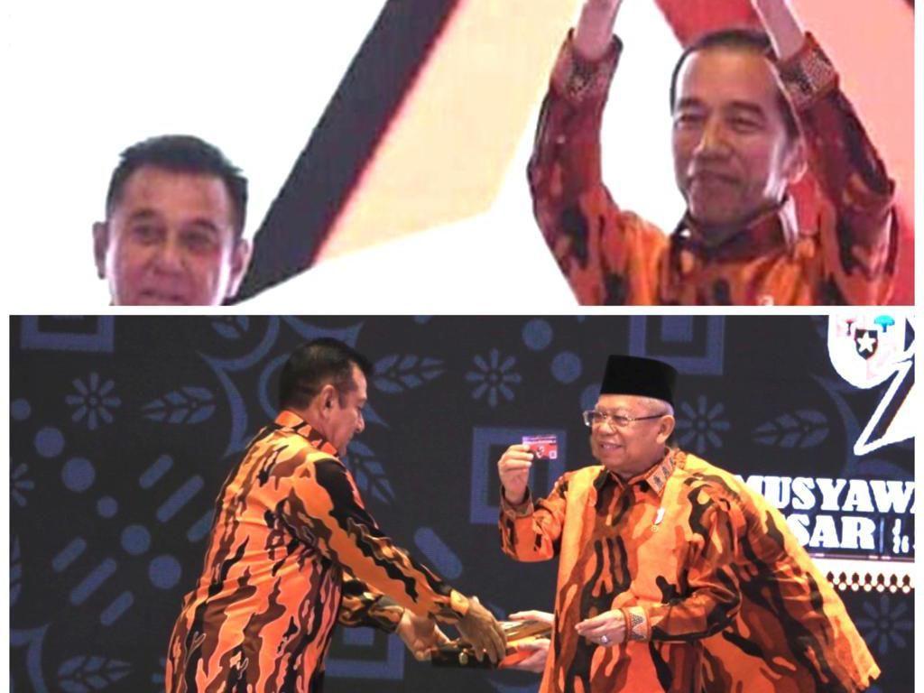 Jadi Anggota Pemuda Pancasila, Jokowi Diyakini Buat Gebrakan Baru