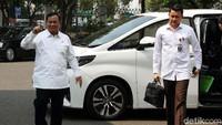 Pro-Kontra Kehadiran Detasemen Kawal Khusus Menhan Prabowo