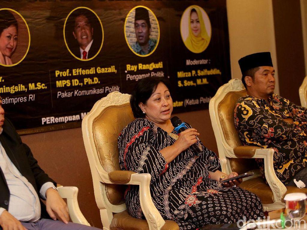 Pengamat dan Pakar Politik Bicara Soal Peranan Parpol di Indonesia