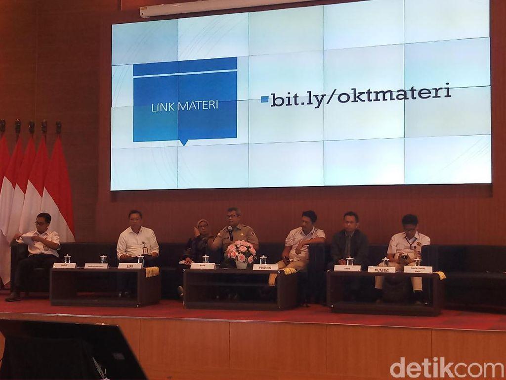 BNPB: Status Siaga Karhutla di Riau-Kalteng-Kalsel Selesai