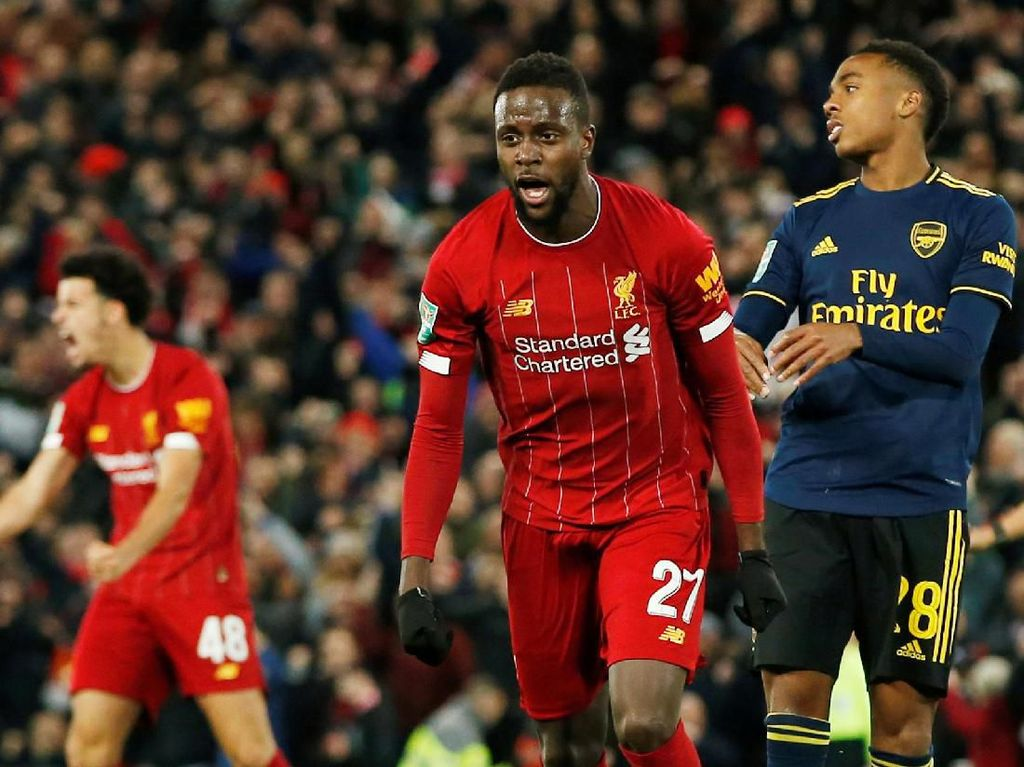 Link Live Streaming Arsenal Vs Liverpool