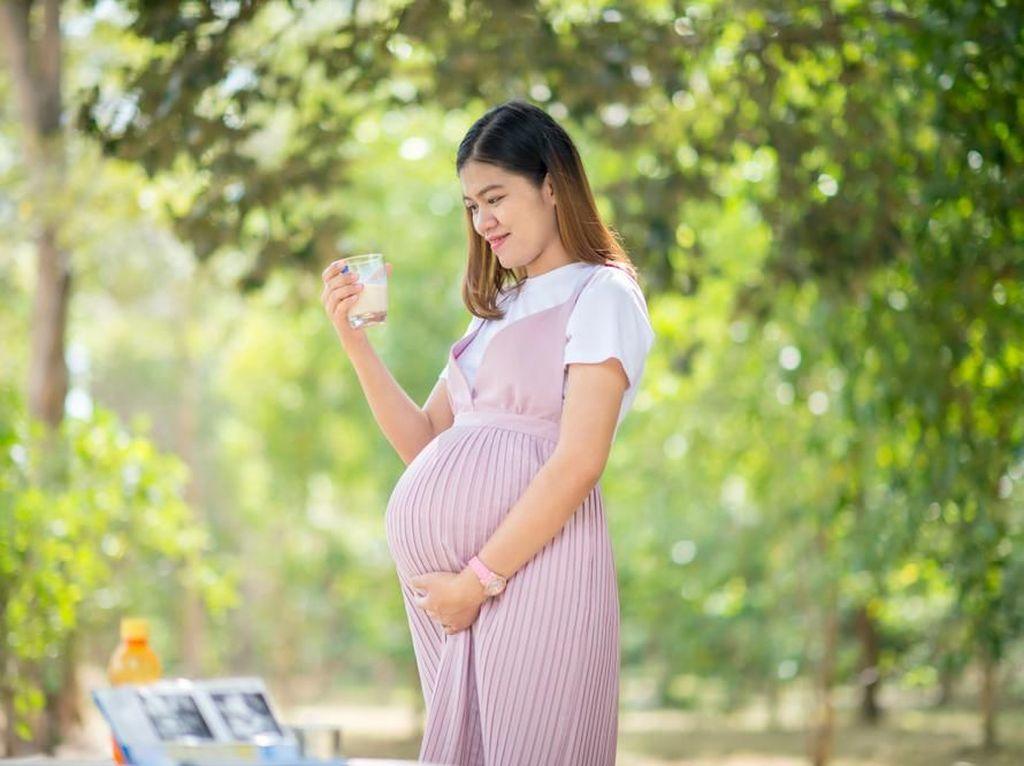 Solusi Mengatasi Mual Bagi Ibu Hamil saat Minum Susu