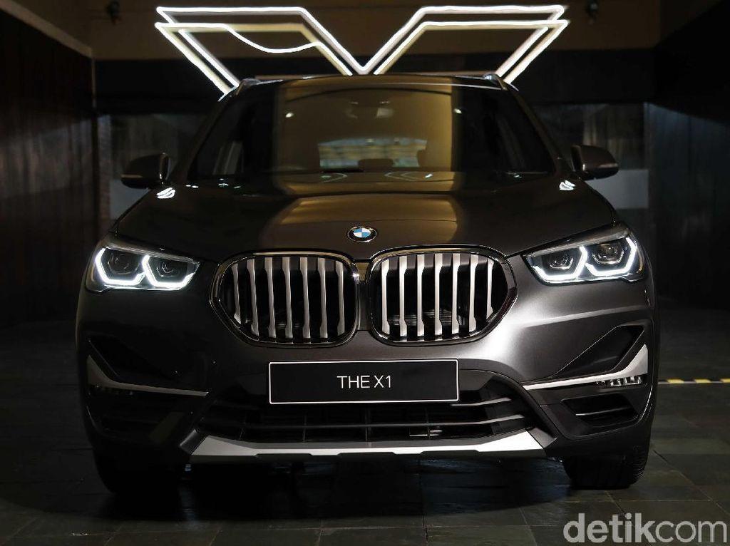 BMW New X1 Makin Kece