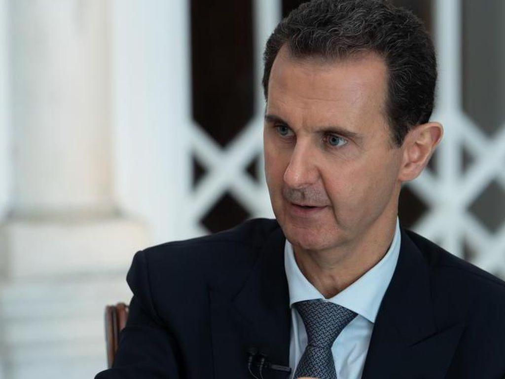 Curhat Presiden Assad ke Putin Berharap AS Cabut Embargo