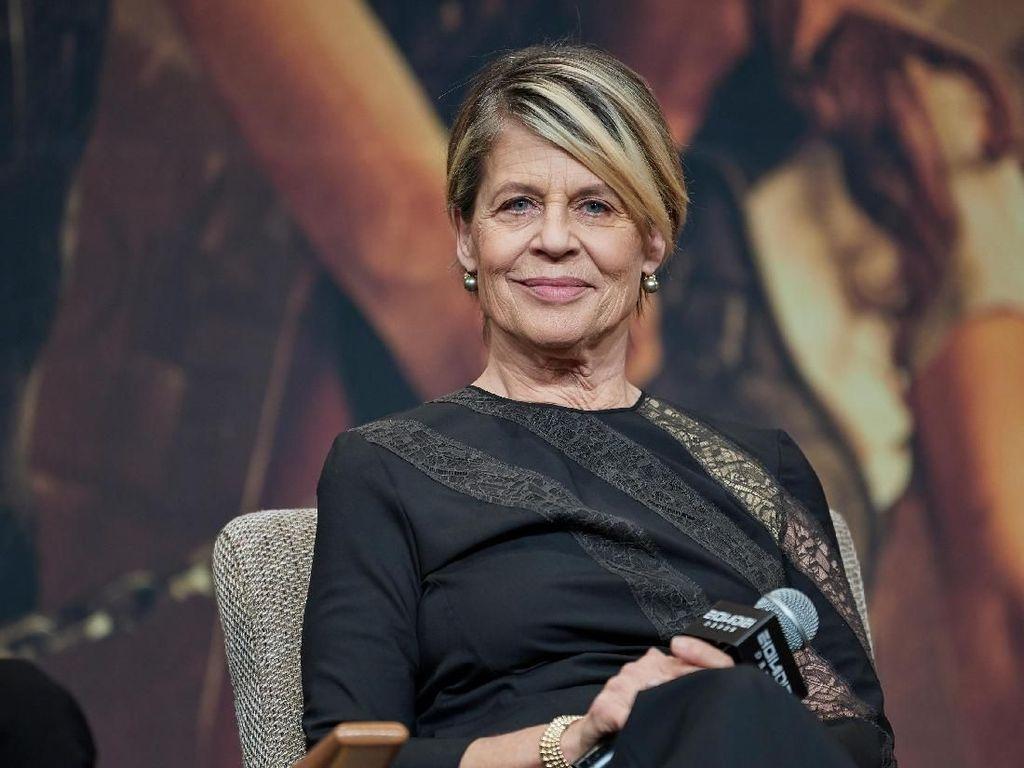 Linda Hamilton Bangun Lagi Karakter Sarah Connor di Terminator: Dark Fate