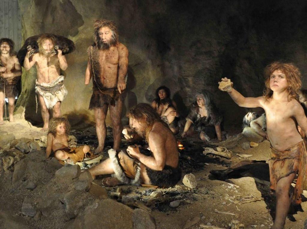 Manusia Purba di Jawa Masih Hidup Saat Sejenisnya Punah di Muka Bumi