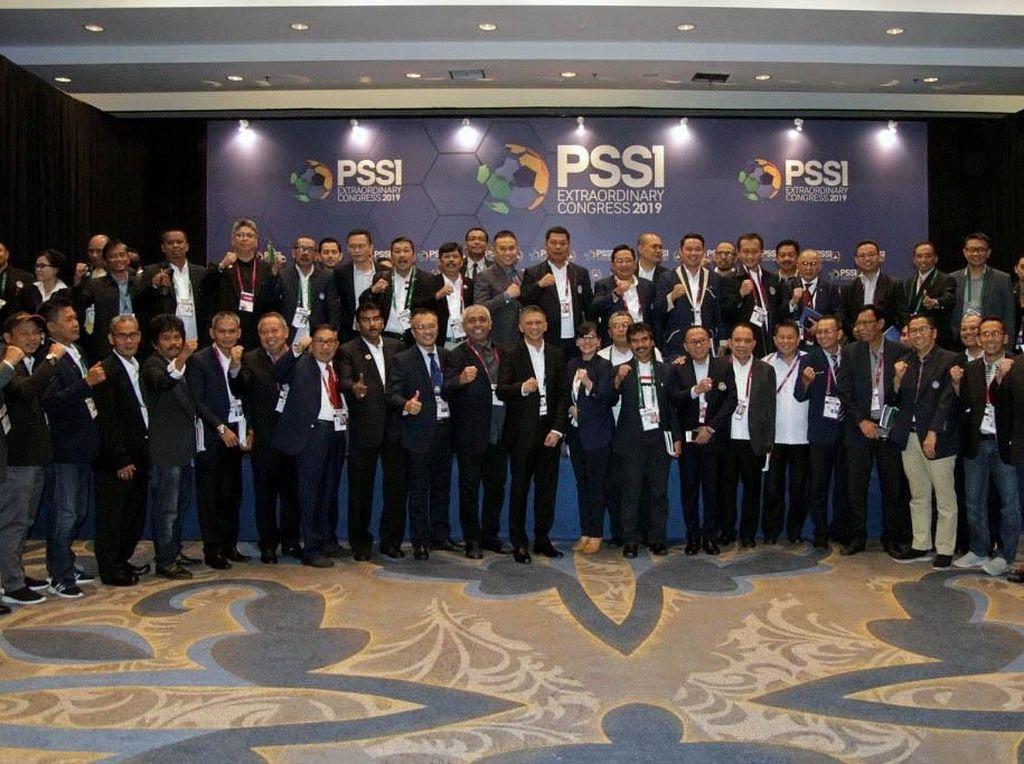 Voters Harus Bisa Tentukan Caketum Kadal atau Lipan di Kongres PSSI