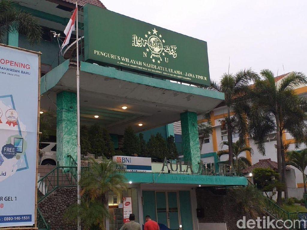 PWNU Jatim Tak Permasalahkan Salat Id Digelar di Masjid Al Akbar Surabaya