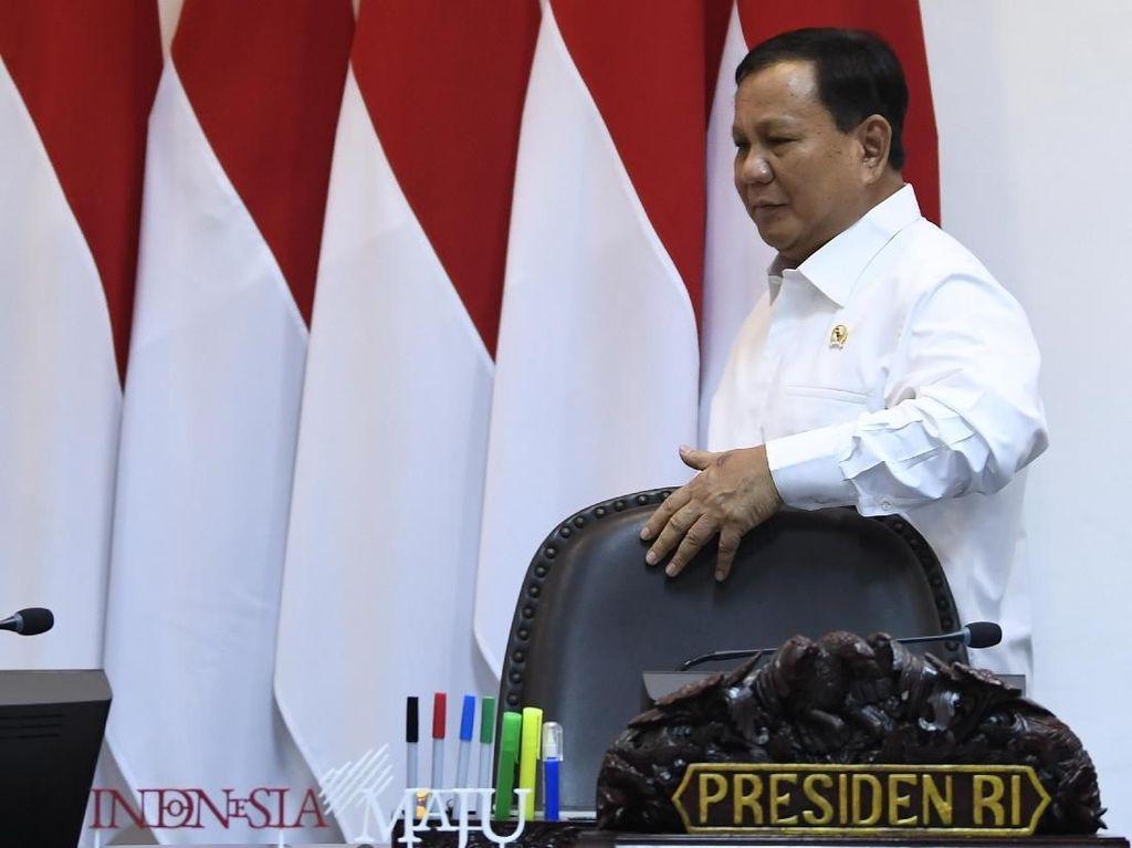 Prabowo Kini Bangga dengan Alutsista Indonesia