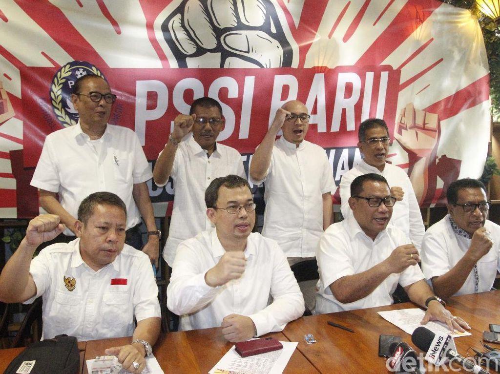 9 Caketum Kumpul, Ungkap Kejanggalan dan Kecurigaan Menuju Kongres PSSI