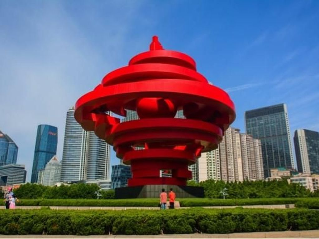 Liburan ke China Bukan Cuma Beijing, Tempat Asyik Ini Ada di Shandong