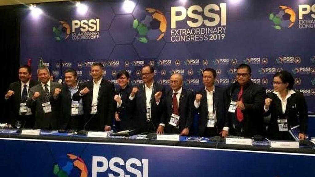 Wajah Baru Diprediksi Sulit Bersaing di Kongres PSSI