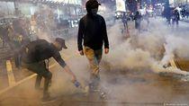 RUU Kontroversi Dicabut, Tuntutan Demo di Hong Kong Berubah