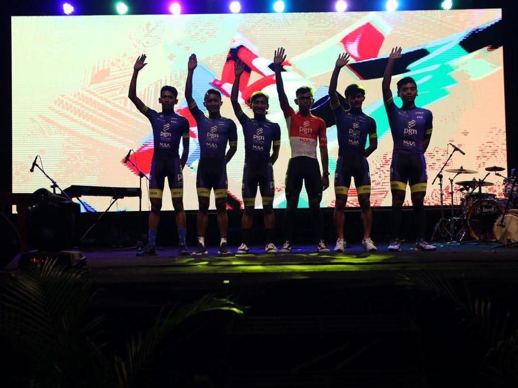 Tour de Singkarak 2019 Resmi Dibuka