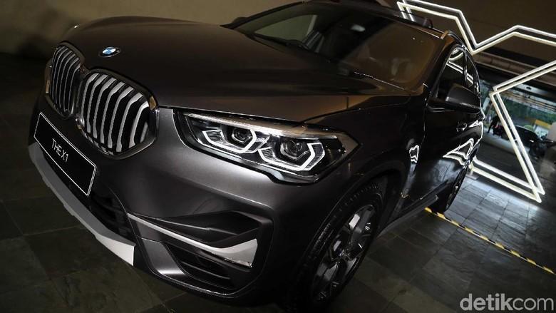 BMW X1 Foto: Pradita Utama