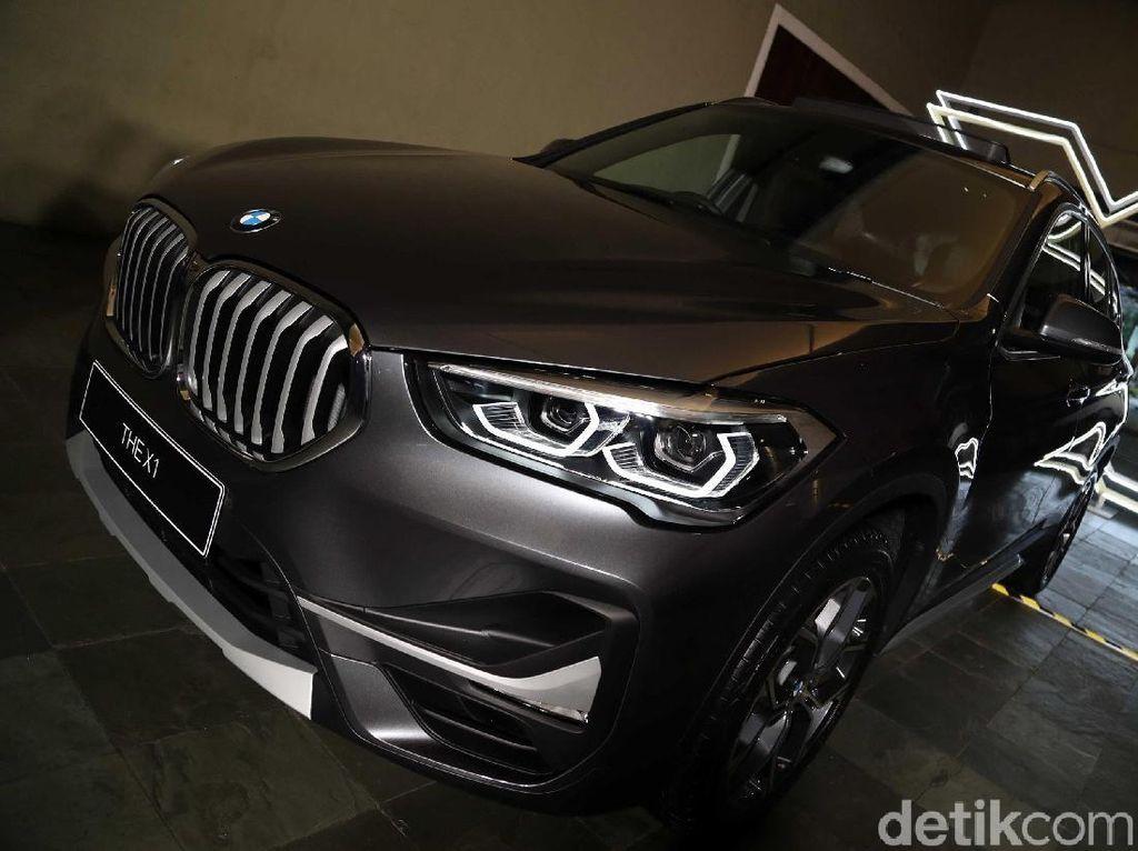 BMW Belum Capai Target untuk Bikin Pabrik di Indonesia