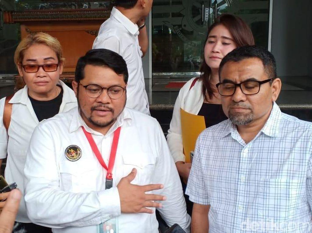 DKM Al-Falaah Imbau Tak Ada Lagi Ancaman ke Ninoy Karundeng