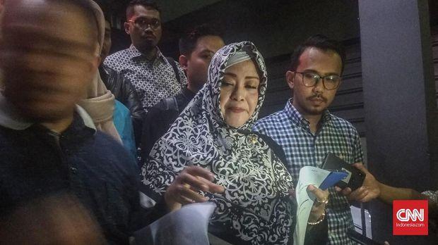 Anggota DPD RI Fahira Idris meminta atensi khusus Kapolda Metro Jaya soal kasus Ade Armando.